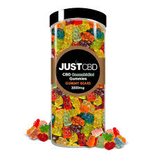 Just CBD Gummy Bears Party Pack