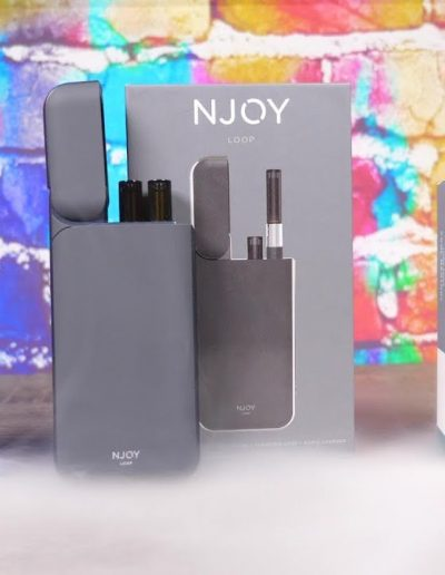 E-Cigarettes & Kits from NJOY